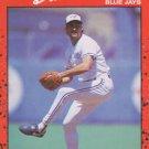 1990 Donruss #87 Dave Stieb Toronto Blue Jays