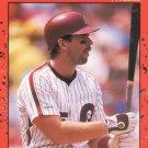1990 Donruss #431 Steve Lake Philadelphia Phillies