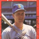 1990 Donruss #448 Jay Buhner Seattle Mariners