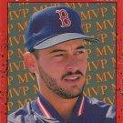 1990 Donruss #BC-17 Mike Greenwell Boston Red Sox MVP