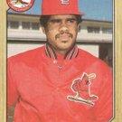 1987 Topps #133 Jose Oquendo St. Louis Cardinals