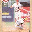 1987 Topps #172 Ron Oester Cincinnati Reds