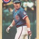 1987 Topps #177 Keith Moreland Chicago Cubs