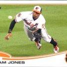 2013 Topps #10 Adam Jones Baltimore Orioles