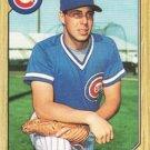 1987 Topps #487 Dave Gumpert Chicago Cubs