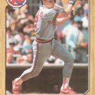 1987 Topps #502 Dick Schofield California Angels