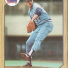 1987 Topps #686 Doyle Alexander Atlanta Braves