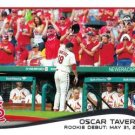 2014 Topps Update #US-113 Oscar Taveras St. Louis Cardinals RC