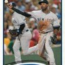 2012 Topps #126 Eduardo Nunez New York Yankees