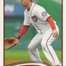 2012 Topps #340 Adam LaRoche Washington Nationals
