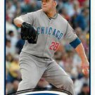 2012 Topps #525 Paul Maholm Chicago Cubs