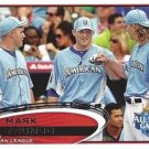 2012 Topps Update #US-10 Mark Trumbo Los Angeles Angels SP