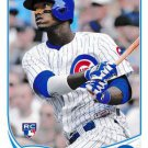 2013 Topps Update #US-21 Junior Lake Chicago Cubs RC