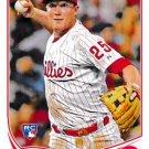 2013 Topps Update #US-71 Cody Asche Philadelphia Phillies RC