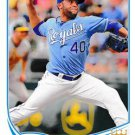 2013 Topps Update #US-77 Kelvin Herrera Kansas City Royals