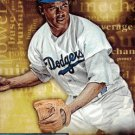 2015 Topps #A-21 Jackie Robinson Brooklyn Dodgers Archetypes