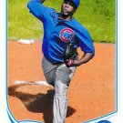 2013 Topps Update #US-85 Pedro Strop Chicago Cubs