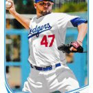 2013 Topps Update #US-191 Ricky Nolasco Los Angeles Dodgers