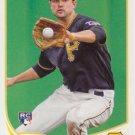 2013 Topps #421 Jordy Mercer Pittsburgh Pirates RC