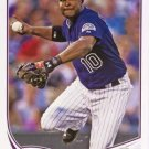 2014 Topps #427 Chris Nelson Colorado Rockies