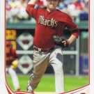 2013 Topps #471 Trevor Cahill Arizona Diamondbacks