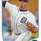 2013 Topps #495 Joaquin Benoit Detroit Tigers