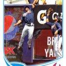 2013 Topps #540 Michael Bourn Atlanta Braves