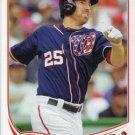 2013 Topps #579 Adam LaRoche Washington Nationals