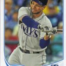 2013 Topps #593 James Loney Tampa Bay Rays