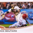 2013 Topps #597 Marco Scutaro San Francisco Giants
