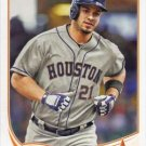 2013 Topps #598 Fernando Martinez Houston Astros