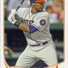 2013 Topps #607 Chris Carter Houston Astros