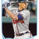 2013 Topps #614 BJ Upton Atlanta Braves