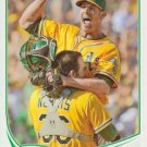 2013 Topps #616 Grant Balfour Oakland A's