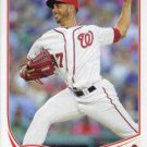 2013 Topps #626 Gio Gonzalez Washington Nationals