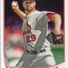 2013 Topps #631 Chris Carpenter St. Louis Cardinals