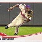 2013 Topps #637 Ben Revere Philadelphia Phillies