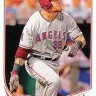 2013 Topps #639 Josh Hamilton Los Angeles Angels