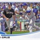 2013 Topps #645 Luis Cruz Los Angeles Dodgers
