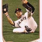 2013 Topps #651 Gregor Blanco San Francisco Giants