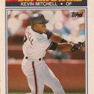 1990 K-Mart Superstars #6 Kevin Mitchell San Francisco Giants