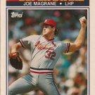 1990 K-Mart Superstars #12 Joe Magrane St. Louis Cardinals