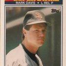 1990 K-Mart Superstars #14 Mark Davis San Diego Padres