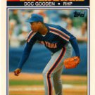 1990 K-Mart Superstars #10 Doc Gooden New York Mets