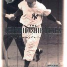 2000 Upper Deck Yankee Legends #79 Yogi Berra