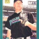 2001 Topps #580 Curt Schilling Arizona Diamondbacks