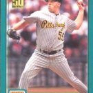 2001 Topps #533 Jimmy Anderson Pittsburgh Pirates