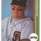 1989 Upper Deck #247 Matt Williams San Francisco Giants