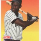 1991 Score #386 Carl Everett New York Yankees RC