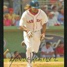 2007 Topps #315 Manny Ramirez Boston Red Sox